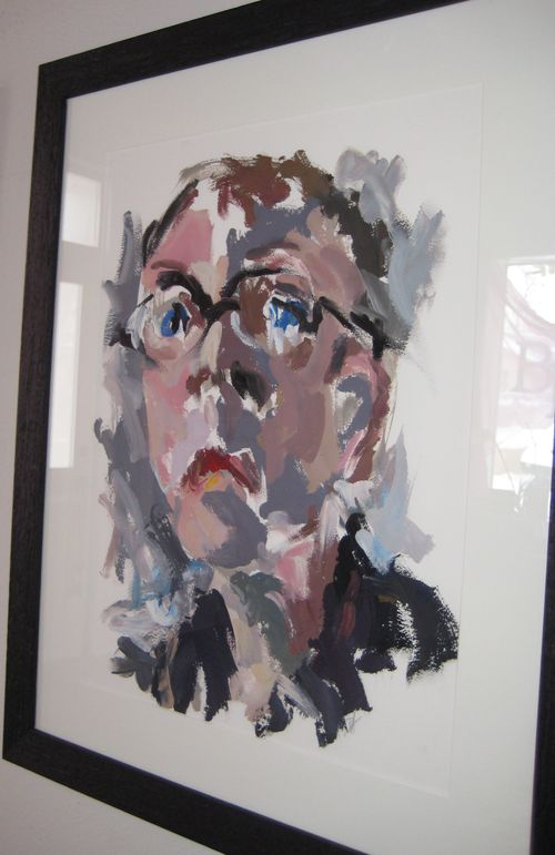 Ben portrait