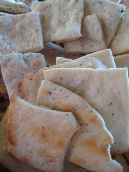 5 crackers