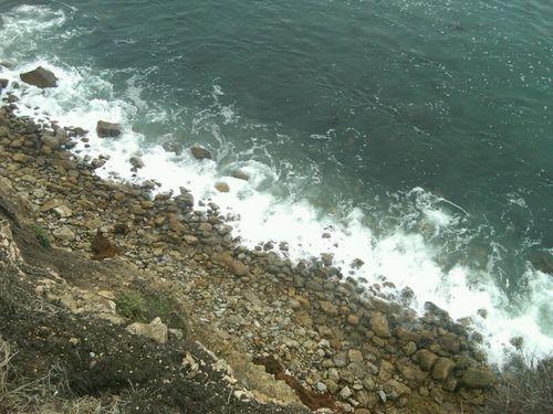 Shoreline malaga cove