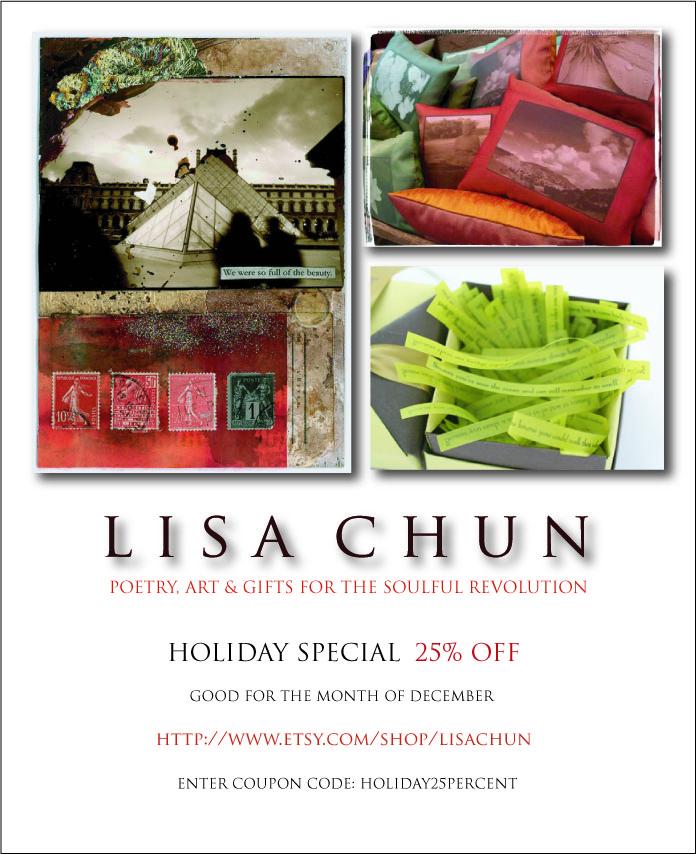 Lisa chun holiday special