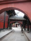 Inside_the_wenshu_temple