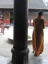 Monk_at_wenshu_temple_in_chengdu